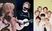 """BTS cùng dàn sao quốc tế """"cháy hết mình"""" trong sự kiện công ích Global Citizen Live"""