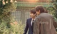 Song Joong Ki trở lại The Shilla nhưng người đi cùng lại không phải Song Hye Kyo nữa rồi!