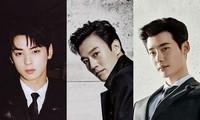 """""""Decibel"""" công bố dàn diễn viên """"khủng"""": Kim Rae Won, Lee Jong Suk, Cha Eun Woo (ASTRO)"""