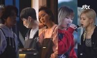 Rosé (BLACKPINK) là khách mời đầu tiên tham gia chương trình của Lee Dong Wook, Kim Go Eun