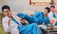 """Hospital Playlist 2: Ik Jun suýt lộ chuyện yêu đương, thuyền Jun Wan """"toang đến nơi rồi"""""""