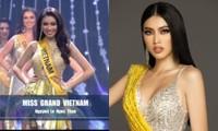 Á hậu Ngọc Thảo gây tiếc nuối khi dừng chân ở Top 20 Miss Grand International 2020