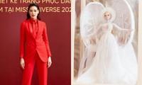 Quốc phục của Khánh Vân tại Miss Universe: Thiết kế phức tạp nhưng màu sắc kém nổi bật