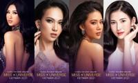 Cuộc thi ảnh online Hoa hậu Hoàn vũ Việt Nam 2021 tung loạt thí sinh có profile đặc biệt