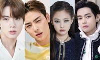 BXH sao Hàn sở hữu gương mặt đẹp nhiều người muốn có nhất, BLACKPINK có duy nhất 1 cái tên