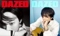 """Xứng danh """"Ông hoàng K-Pop"""", G-Dragon lên bìa tạp chí với 8 phiên bản và phủ kín 58 trang"""