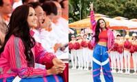 Hoa hậu H'Hen Niê tiết lộ chế độ ăn uống, tập luyện để có được vòng eo 59 cm