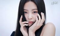Người đẹp hoàn hảo như Jennie, tay quá xinh nên được hãng nail chọn làm nàng thơ đại diện