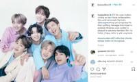 Cả 7 thành viên của BTS gây bất ngờ khi trở thành đại sứ thương hiệu của Louis Vuitton