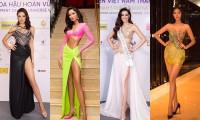 Hoa hậu H'Hen Niê lấn át đàn em trong buổi khởi động tuyển sinh Miss Universe Vietnam 2021