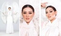Trang phục dân tộc của Hoa hậu Khánh Vân dự thi Miss Universe lộ diện, có như kỳ vọng?