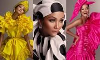 Ngắm trọn bộ ảnh với thần thái chuẩn siêu mẫu quốc tế của Hoa hậu H'Hen Niê