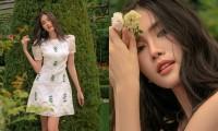 Á hậu Phương Anh mừng tuổi mới, Miss International dành hẳn lời chúc trên fanpage