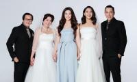 Tết Đoan Ngọ: Hoa hậu Khánh Vân tung ảnh gia đình, netizen choáng với lai lịch chị dâu