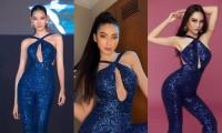 Đụng độ mẫu jumpsuit lấp lánh, Á hậu Ngọc Thảo, Hoàng Thùy, Mai Phương - ai nổi bật hơn?