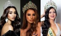 Ngắm nhan sắc dàn thí sinh chính thức đầu tiên của Miss Grand International 2021