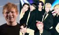 Ed Sheeran chính thức xác nhận hợp tác với BTS, sẽ là ca khúc nằm trong album nào?