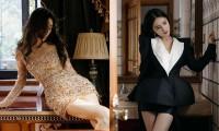 Dương Mịch mặc toàn đồ Haute Couture dự sự kiện, chỉnh sửa táo bạo khoe chân dài cực phẩm
