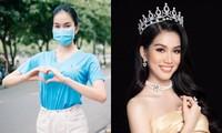 Á hậu Phương Anh nói tiếng Nhật cảm ơn nước bạn viện trợ cho Việt Nam 3 triệu liều vắc-xin