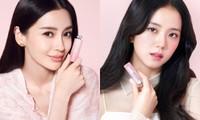 Cùng quảng cáo dòng son siêu kén môi, Jisoo BLACKPINK và Angelababy lại bị đưa ra so kè