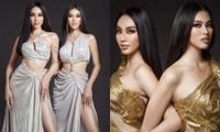 Màn đọ sắc của Ngọc Thảo - Thùy Tiên, hai người đẹp Việt dự thi Miss Grand trong năm 2021