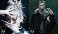 """Jeon Somi đẹp như """"nữ vương ma-cà-rồng"""" trong loạt ảnh trên W Hàn số Kim Cửu"""