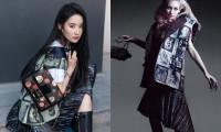 """Đụng hàng set đồ, """"thần tiên tỷ tỷ"""" Lưu Diệc Phi có lấn át được """"bông hồng lai"""" Jeon Somi?"""
