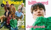 """Choáng với màn """"sold out"""" mẫu áo len hơn nửa tỉ đồng Jung Kook BTS mặc trên bìa Billboard"""