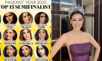 Missosology công bố Top 15 Timeless Beauty của năm 2020, Hoa hậu Khánh Vân ở vị trí nào?