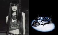 YG khiến netizen tò mò tột độ với chiếc mô tô trong poster nhá hàng mới của Lisa BLACKPINK