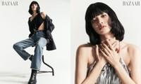 Vừa ra mắt solo, Lisa BLACKPINK có ngay bộ ảnh cực chất trên tạp chí Harper's BAZAAR Mỹ