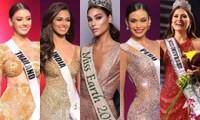 Top 5 Timeless Beauty 2020 chính thức lộ diện, team Miss Universe thắng áp đảo