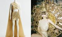 """Bất ngờ với tác giả bộ trang phục truyền thống của Lisa BLACKPINK trong MV """"LALISA"""""""