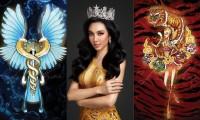 Vì sao 2 phương án quốc phục của Thùy Tiên đi dự Miss Grand International gây tranh cãi?