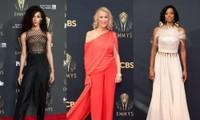 Nữ minh tinh mặc thiết kế của CONG TRI lọt Top 10 sao mặc đẹp nhất thảm đỏ EMMY lần thứ 73