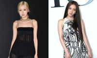 Rosé và Jisoo BLACKPINK lọt Top 50 ngôi sao nổi bật nhất hàng ghế đầu ở Paris Fashion Week