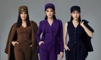 Tung ảnh quảng bá Miss Universe Việt Nam, Top 3 Hoa hậu Hoàn vũ 2019 bị chê style lạc lõng
