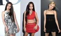 Soi đồ BLACKPINK ở Paris Fashion Week: Jisoo thua Rosé và Jennie chỉ vì chiếc váy dìm dáng