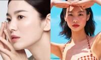 """Nhờ """"Squid Game"""", Jung Ho Yeon vượt qua đàn chị Song Hye Kyo tại BXH này của điện ảnh Hàn"""