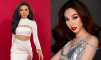 Thùy Tiên tung clip tập catwalk, sẵn sàng chinh chiến tại Miss Grand International 2021