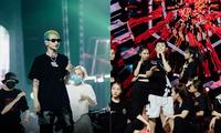 """Rap Việt Concert hé lộ ảnh tổng duyệt, những tiết mục """"đỉnh của chóp"""" nào được trông đợi?"""