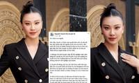 Giữa nghi vấn bảng điểm thấp lẹt đẹt trước thềm Miss Universe, Á hậu Kim Duyên nói gì?