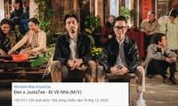 Concert cá nhân sắp chiếu trên Netflix, Đen Vâu và giám khảo Rap Việt lại có tin vui