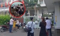 Đột nhập vào trường học trộm đồ, 2 thiếu niên bị bảo vệ tổ dân phố đánh dã man