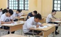 Tuyển sinh vào lớp 10 tại Hà Nội: Thí sinh có thể dự thi, có thể đăng ký xét tuyển học bạ