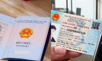 Tin đồn thẻ Căn cước công dân gắn chíp có thể thay thế Hộ chiếu, thực hư thế nào?