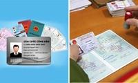 Căn cước công dân gắn chip: Kỳ vọng sẽ là thẻ tích hợp nhiều giấy tờ, thay thế hộ chiếu