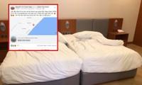 Du khách bị khách sạn phạt 500.000 đồng vì kê giường sát nhau, dân mạng tranh cãi nảy lửa