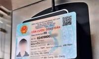 Những khu vực nào đang tạm dừng cấp thẻ Căn cước công dân gắn chip do dịch COVID-19?