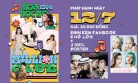 Tháng Bảy trong veo với Hoa Học Trò 1364, tặng fanbook Million Club, idol poster BLACKPINK